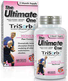 Nu-Life The Ultimate One Trisorb Women 60caps