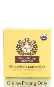 Moon Valley organics Moon Melt Lotion Bar 54g