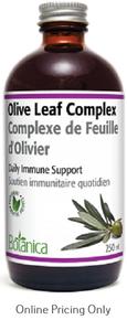 Botanica Olive Leaf Complex 250ml