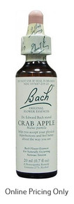 Bach Crab Apple 20ml