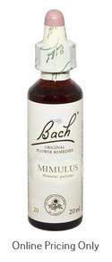 Bach Mimulus 20ml