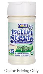NOW BETTER STEVIA SHAKER 28g