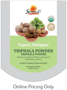 Sewanti Triphala Powder 200g