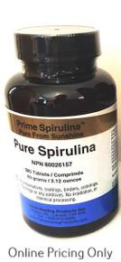 Prime Chlorella Spirulina 300tabs