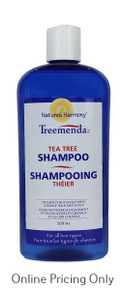 Nature's Harmony Tea Tree Shampoo 500ml