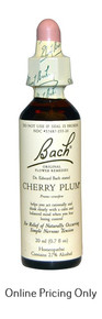 Bach Cherry Plum 20ml