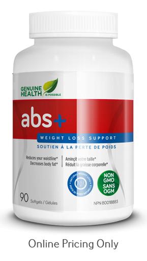 Genuine Health Abs+ 90sg