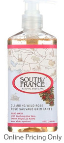 South of France Wild Rose Hand Wash 236ml