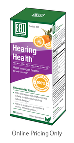 Bell Hearing Health 60caps