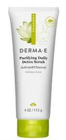 Derma E Purifying Daily Detox Scrub 113g