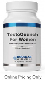 Douglas Laboratories Testo Quench Women 120caps