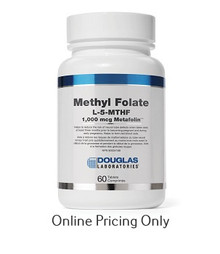 Douglas Laboratories Methyl Folate 60tabs