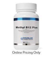 Douglas Laboratories Methyl B12 Plus 90loz