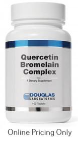 Douglas Laboratories Quercetin Bromelain Complex 100sg