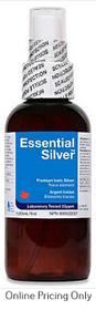 Essential Silver 22 Spray 120ml