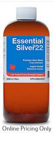 Essential Silver 22 500ml