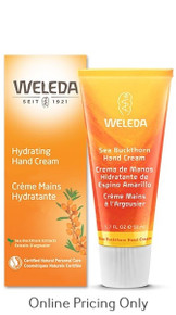Weleda Sea Buckthorne Hand Cream 50ml