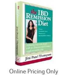 The IBD Remission Diet by Jini Patel Thompson