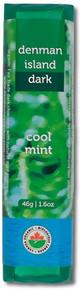 Denman Island Chocolate Cool Mint 46g