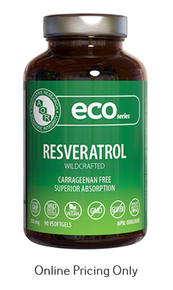 AOR Resveratrol Eco 90vsoftgels