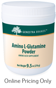 Genestra Brands Amino L-Glutamine Powder 270g