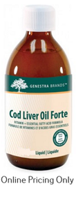 Genestra Brands Cod Live Oil Forte 500ml
