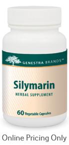 Genestra Brands Silymarin 60caps