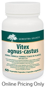 Genestra Brands Vitex Agnus-Castus 60caps