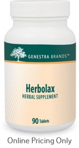 Genestra Brands Herbolax 90tabs