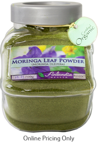 Finlandia Moringa Leaf Powder