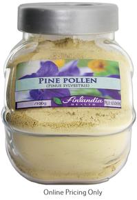 Finlandia Pine Pollen Powder
