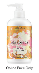 Sarabecca Amber Blossom Body Lotion 280ml