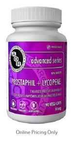 AOR Prostaphil + Lycopene 90vcaps