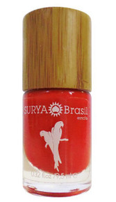 Surya-Brazil Nail Polish Red and Green Macaw 9.5ml