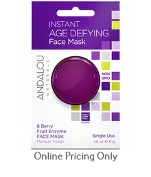 Andalou Naturals Instant Age Defying Face Mask 8g