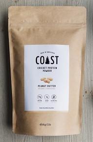 Coast Peanut Butter Protein Powder 454g