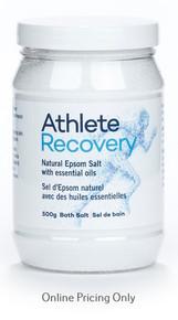 Epsomgel Athlete Recovery Bath Salt 500g