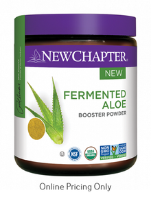 New Chapter Fermented Aloe Powder 42g