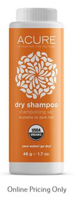 Acure Dry Shampoo Brunette 48g