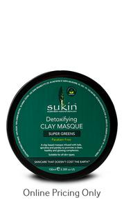 Sukin Detox Clay Masque 100ml