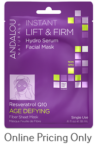 Andalou Naturals Instant Lift and Firm Mask 8g