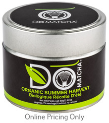 Do Matcha Organic Summer Harvest Green Tea 80g
