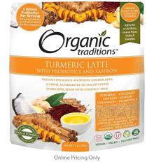 Organic Traditions Turmeric Latte 150g