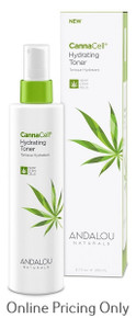 Andalou naturals CannaCell Hydrating Toner 200ml
