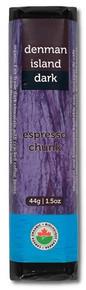 Denman Island Chocolate Espresso Chunk 46g