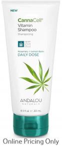 Andalou Naturals CannaCell Vitamin Shampoo 251ml