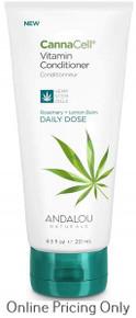 Andalou Naturals CannaCell Vitamin Conditioner 251ml