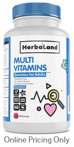 Herbaland Adult Multivitamin 90gummies
