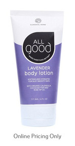 All Good Lavender Body Lotion 177ml