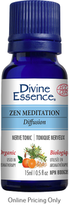 Divine Essence Zen Meditation Diffusion Oil 30ml